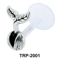 Seed with Shoot Tragus Piercing TRP-2001