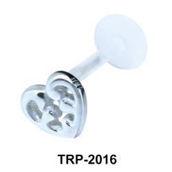 Opol Heart Tragus Piercing TRP-2016