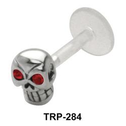 Skull Tragus Piercing TRP-284