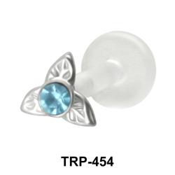 Leafy Tragus Piercing TRP-454