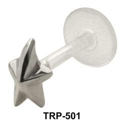 Leaf Tragus Piercing TRP-501