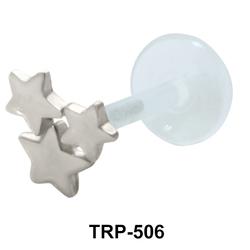 Tristar Tragus Piercing TRP-506