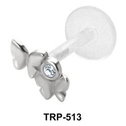 Butterfly Pair Shaped Tragus Piercing TRP-513