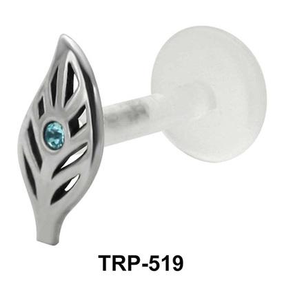 Leafy Tragus Piercing TRP-519