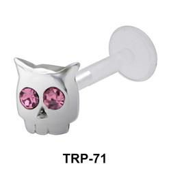 Devil Face Tragus Piercing TRP-71