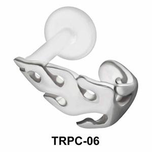 Flame Design Tragus Cuffs TRPC-06