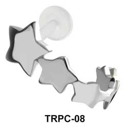 Star Tail Tragus Cuffs TRPC-08
