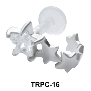 Starry Trail Tragus Cuffs TRPC-16