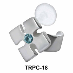 Diamond Tragus Cuffs TRPC-18