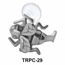 Bee Tragus Piercing TRPC-29
