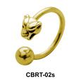 Tiger Circular Barbell CBRT-02s