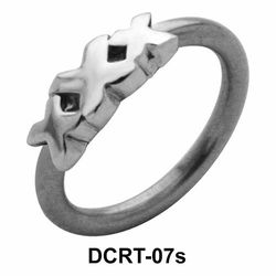 Triple X face Closure Ring DCRT-07s