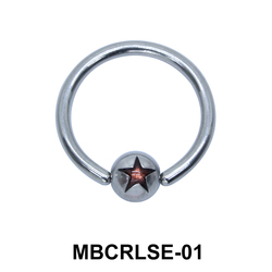 Enamel Star Closure Rings MBCRLSE-01