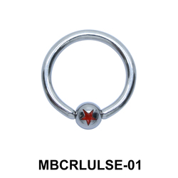 Star Closure Rings MBCRLULSE-01