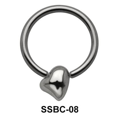 Creative Shape Closure Rings Mini Attachments SSBC-08
