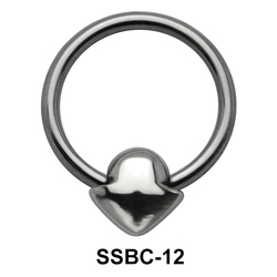 Fat Arrow Closure Rings Mini Attachments SSBC-12