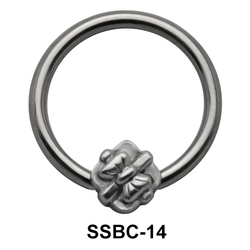 Bow Closure Rings Mini Attachments SSBC-14