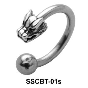 Dragon Circular Barbells CBRT-01s