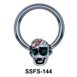 Ghost Closure Rings SSFS-144
