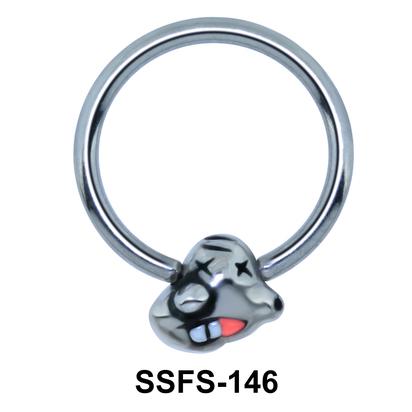 Ghost Closure Rings SSFS-146