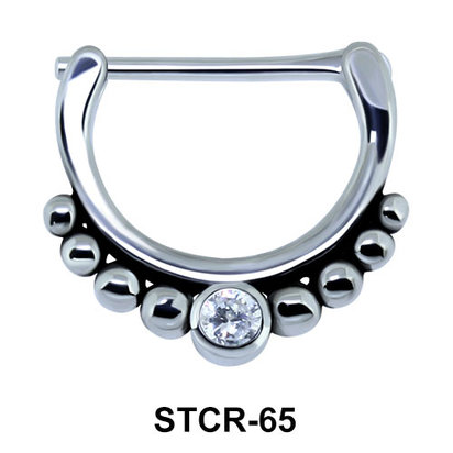 Indain Style Septum Piercing STCR-65
