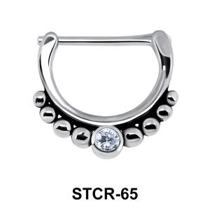 Indain Style Septum Piercing STCR-65