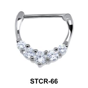 Septum Piercing STCR-66