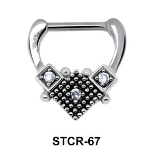 Vintage Design Septum Piercing STCR-67