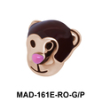 Monkey S316L Tongue Piercing MAD-161E