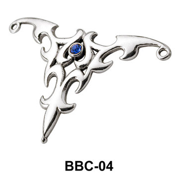 Elaborate Design Back Belly Chain BBC-04