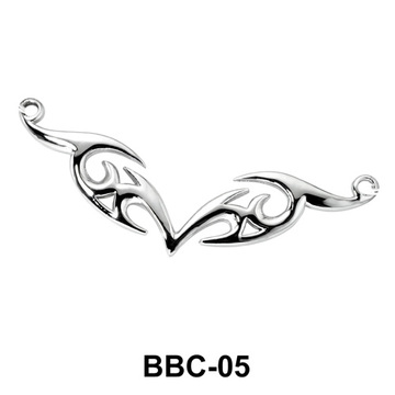 Weapon Shaped Back Belly Chain BBC-05