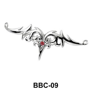 Inventive Design Back Belly Chain BBC-09