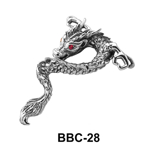 Dragon Shaped Back Belly Chain BBC-28
