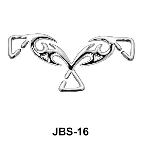 Weapon Shaped Jewelled G-String JBS-16