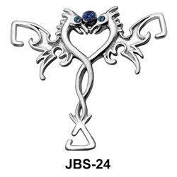 Seahorse Jewelled G-String JBS-24