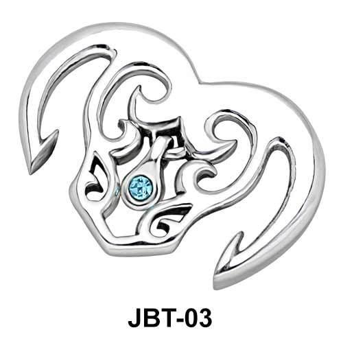 Oxhead Jewelled Bikini Top JBT-03