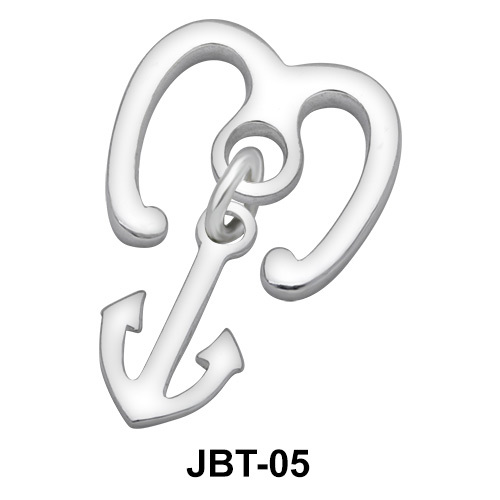 Anchor Jewelled Bikini Top JBT-05