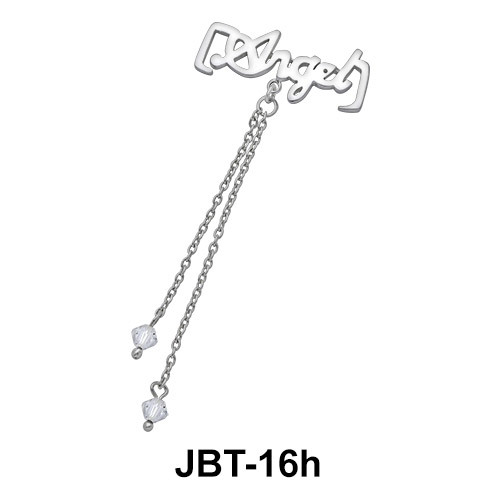 Angel Jewelled Bikini Top JBT-16h