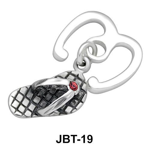 Slipper Jewelled Bikini Top JBT-19