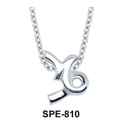 Capricorn Zodiac Sign Pendants SPE-810