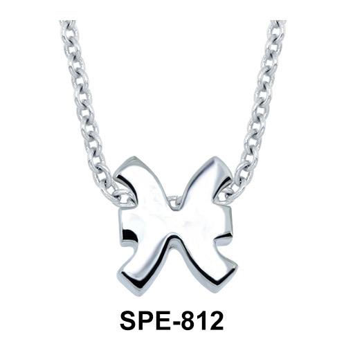 Pisces Zodiac Sign Pendants SPE-812