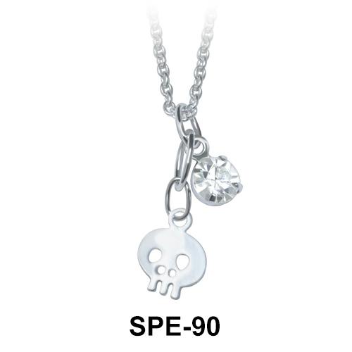 Silver Pendants Line SPE-90