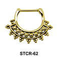 Indian Style Septum Piercing STCR-62