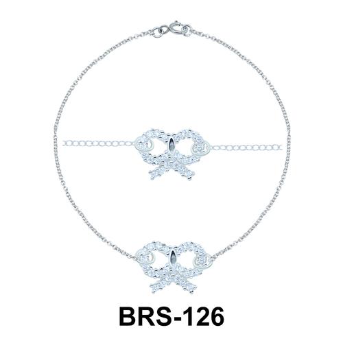 Silver Bracelets BRS-126