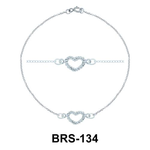 Silver Bracelets BRS-134