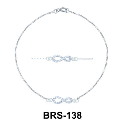 Silver Bracelets BRS-138