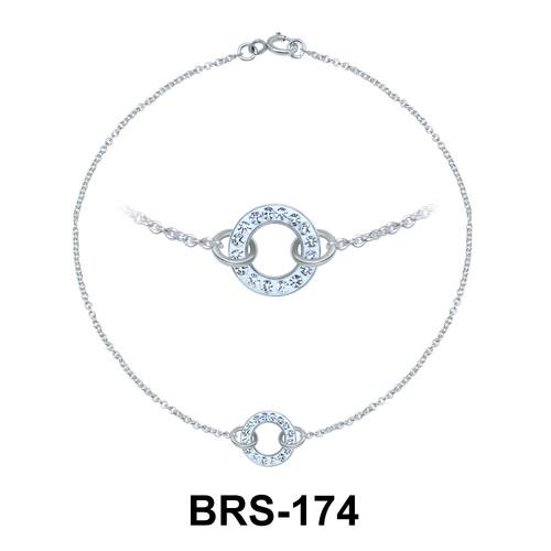Silver Bracelets BRS-174