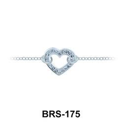 Silver Bracelets BRS-175