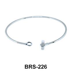 Silver Bracelets BRS-226