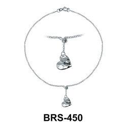 Silver Bracelets BRS-450